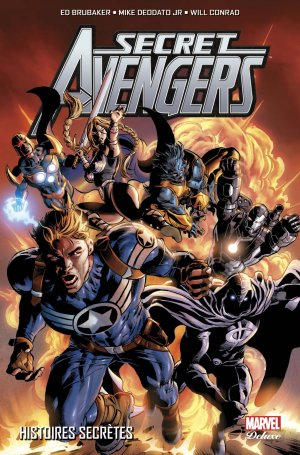 Secret Avengers édition TPB HC - Marvel Deluxe - Issues V1 (2015 - 2016)