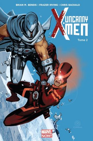 Uncanny X-Men # 2 TPB Hardcover - Marvel Now! - Issues V3