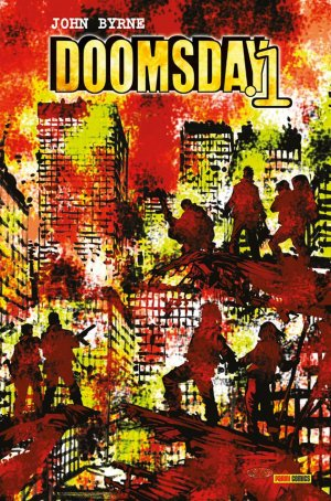 Doomsday.1 édition TPB hardcover (cartonnée)