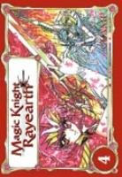 Magic Knight Rayearth T.4