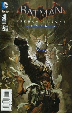 Batman - Arkham Knight - Genesis # 1 Issues (2015 - 2016)