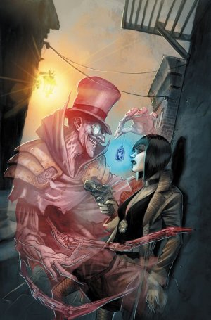 Gotham by midnight édition Issues V1 - Annuals (2015)