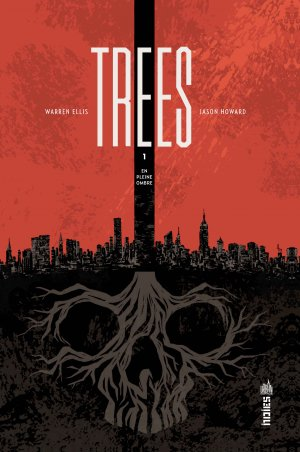 Trees édition TPB hardcover (cartonnée)