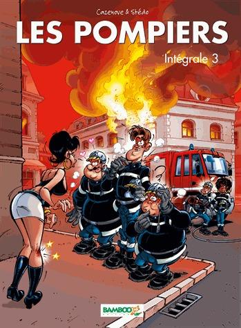 Les pompiers édition intégrale