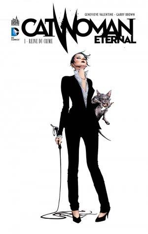 Catwoman Eternal édition TPB hardcover (cartonnée)