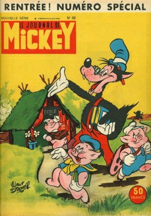 Le journal de Mickey 69