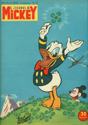 Le journal de Mickey 70