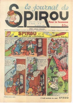 Album Spirou (recueil) # 27