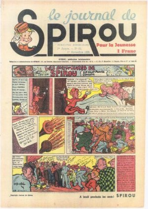 Album Spirou (recueil) # 31
