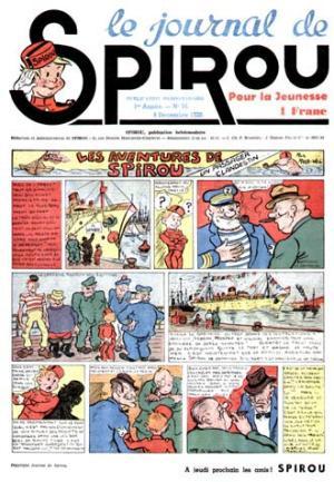 Le journal de Spirou # 34