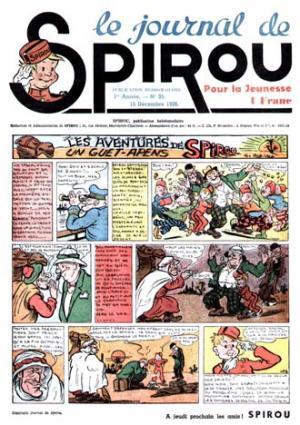 Le journal de Spirou # 35