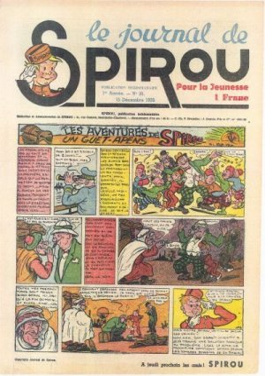 Album Spirou (recueil) # 35