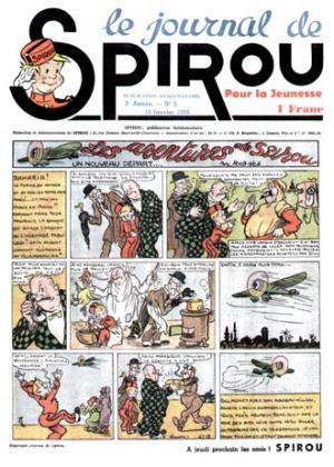 Album Spirou (recueil) # 40