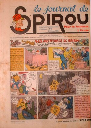 Album Spirou (recueil) # 43