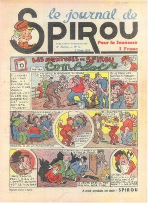 Album Spirou (recueil) # 46