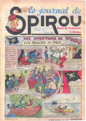 Le journal de Spirou # 48
