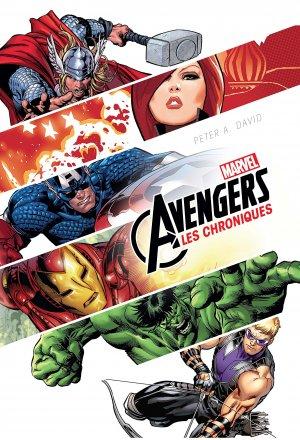 Avengers - Les Chroniques édition TPB hardcover (cartonnée)