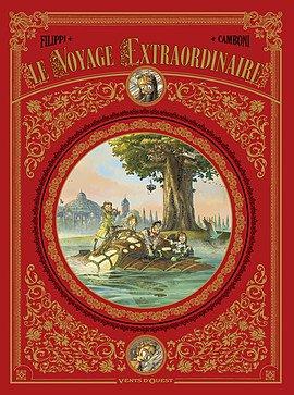 Le voyage extraordinaire édition coffret