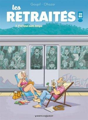 Les retraités en BD édition simple