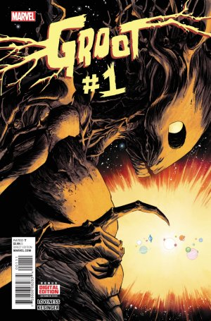 Groot # 1 Issues V1 (2015)