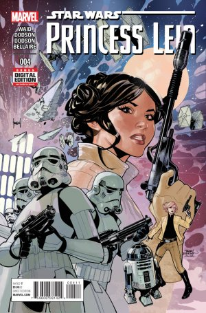 Star Wars - Princesse Leia # 4 Issues (2015)