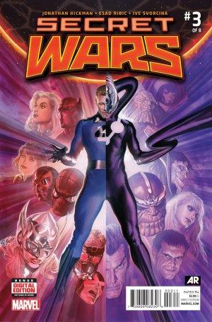 Secret Wars # 3 Issues V1 (2015 - 2016)