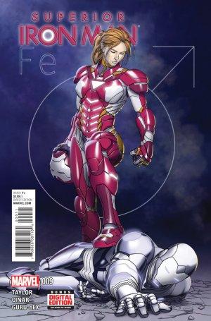 Superior Iron Man # 9 Issues V1 (2014 - 2015)