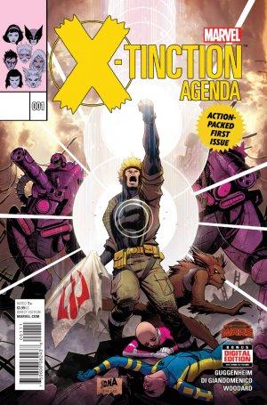 X-men - X-tinction programmée # 1 Issues (2015)
