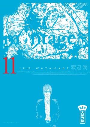 couverture, jaquette Montage 11  (kana)