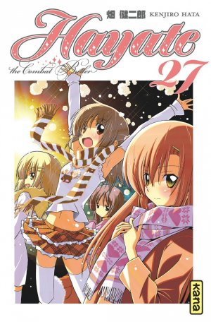 Hayate the Combat Butler # 27