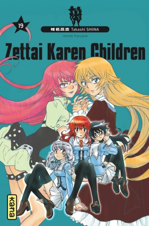 Zettai Karen Children # 19