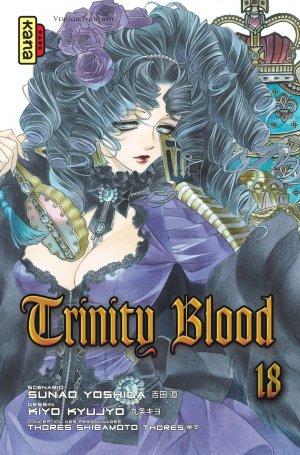 couverture, jaquette Trinity Blood 18  (kana) Manga