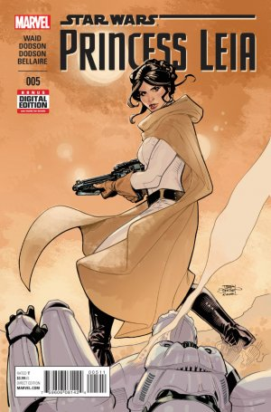 Star Wars - Princesse Leia # 5 Issues (2015)