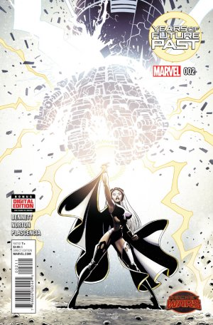 Years of Future Past # 2 Issues (2015)