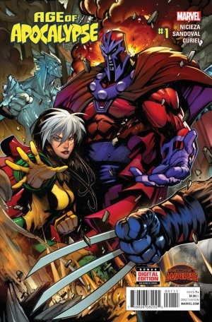 Age of Apocalypse édition Issues V2 (2015)