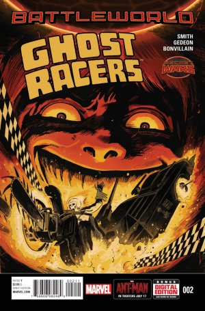 Ghost Racers # 2 Issues V1 (2015)