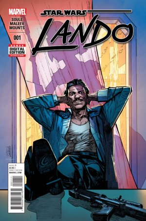 Lando édition Issues V1 (2015)