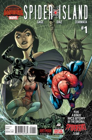 Spider-Man - Spider-Island édition Issues (2015)