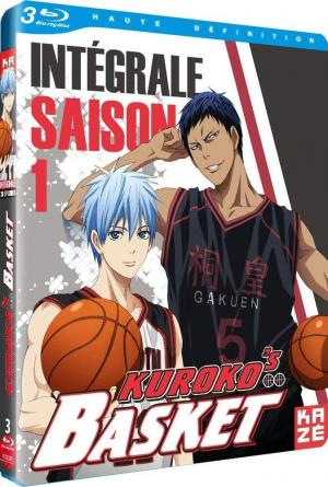Kuroko's Basket édition Intégrale - Blu Ray