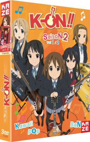 K-On!! édition Simple