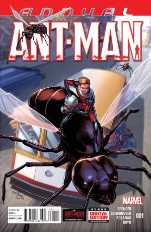 Ant-Man édition Annual (2015)