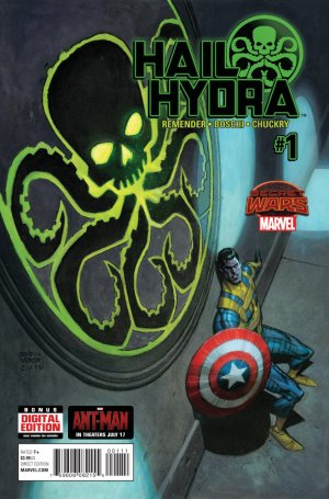 Hail Hydra édition Issues V1 (2015)
