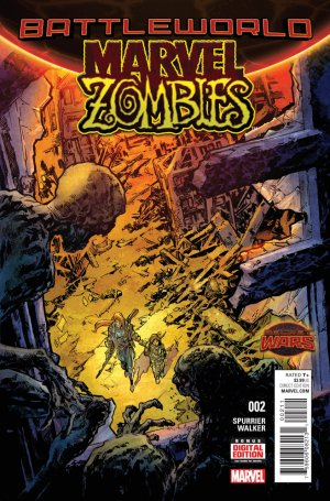 Marvel Zombies # 2 Issues V2 (2015)