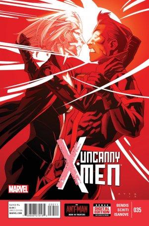 Uncanny X-Men # 35 Issues V3 (2013 - 2015)