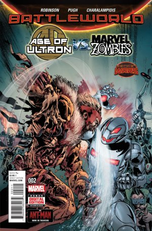 Age of Ultron vs. Marvel Zombies # 2 Issues V1 (2015)