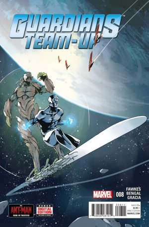 Guardians Team-up 8 - Issue 8