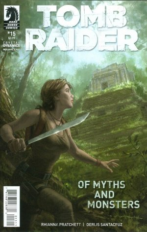 Lara Croft - Tomb Raider 15