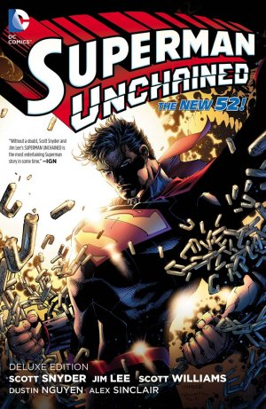 Superman Unchained édition TPB hardcover (cartonnée)