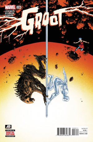 Groot # 3 Issues V1 (2015)