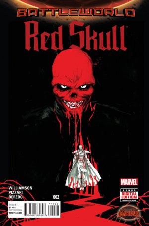Red Skull # 2 Issues (2015)